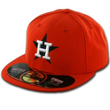 New Era 59Fifty Houston Astros 2015 Alternate Authentic On Field Fitted Hat