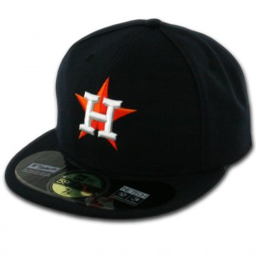 New Era 59Fifty Houston Astros 2016 Home Authentic On Field Fitted Hat