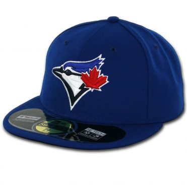 New Era 59Fifty Toronto Blue Jays 2016 Game Authentic On Field Fitted Hat