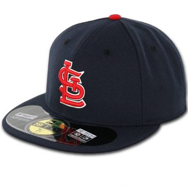 New Era 59Fifty St. Louis Cardinals 2016 Alternate 1 Authentic On Field Fitted Hat
