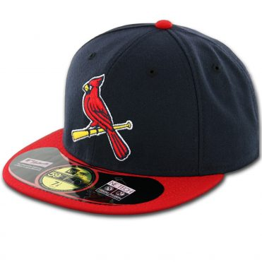 New Era 59Fifty St. Louis Cardinals 2016 Alternate 2 Authentic On Field Fitted Hat