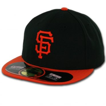 New Era 59Fifty San Francisco Giants 2016 Alternate Authentic On Field Fitted Hat