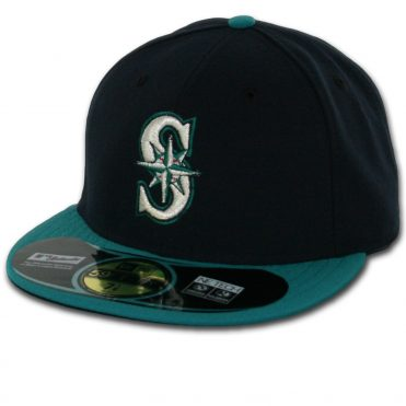 New Era 59Fifty Seattle Mariners 2016 Alternate Authentic On Field Fitted Hat