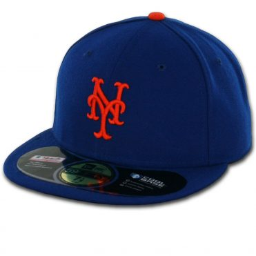 New Era 59Fifty New York Mets 2016 Home Authentic On Field Fitted Hat