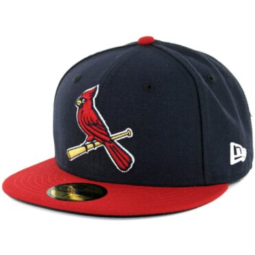 New Era 59Fifty St. Louis Cardinals Alternate 2 Authentic On Field Fitted Hat