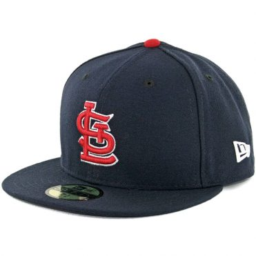 New Era 59Fifty St. Louis Cardinals Alternate 1 Authentic On Field Fitted Hat