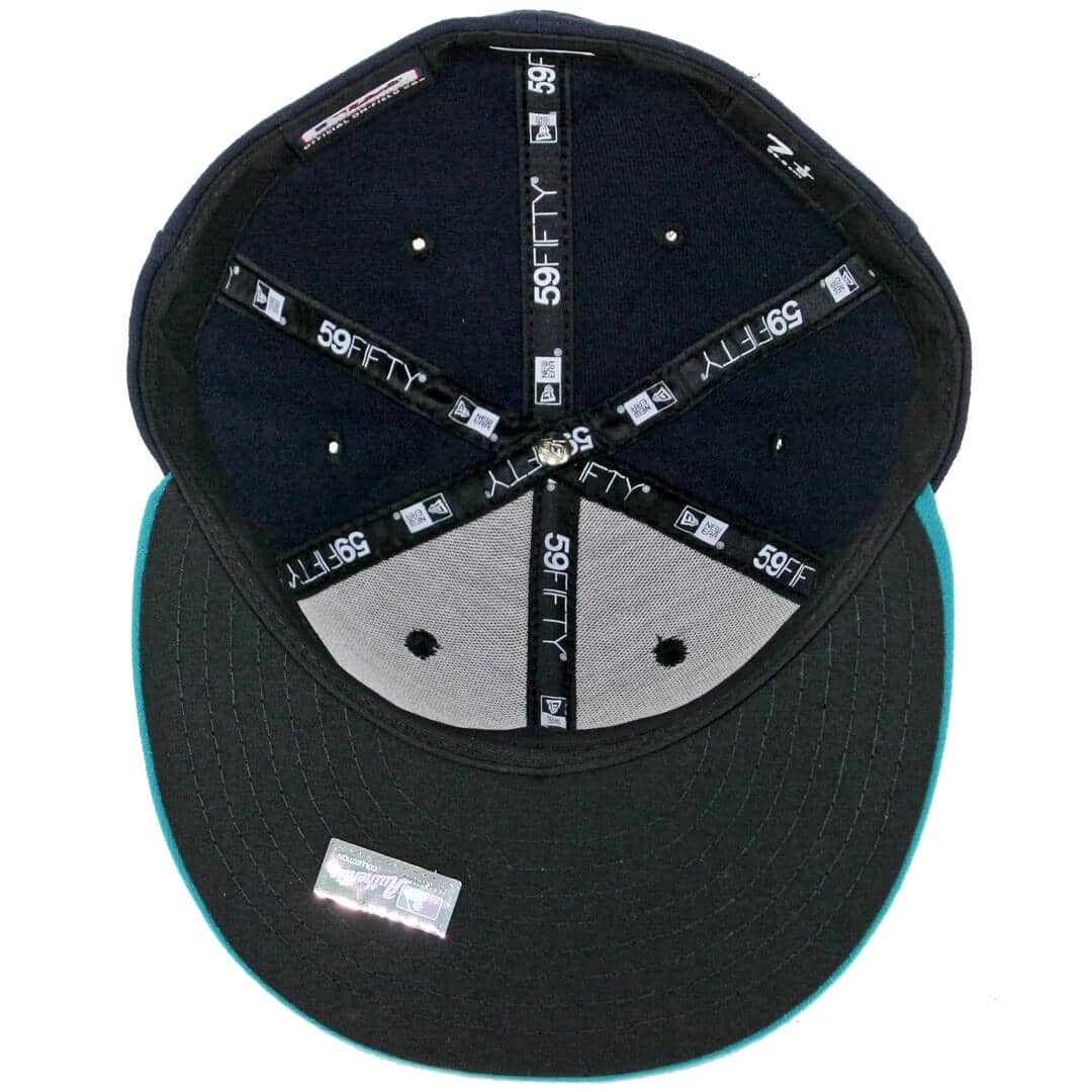 size 40 d947a 77833 ... Seattle Mariners Alternate Authentic On Field Fitted Hat. 🔍.  32.00