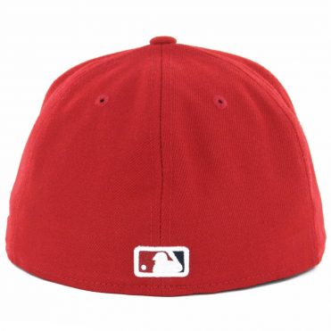 New Era 59Fifty Washington Nationals Home Authentic On Field Fitted Hat