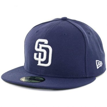 New Era 59Fifty San Diego Padres 2017 Home Authentic On Field Fitted Hat