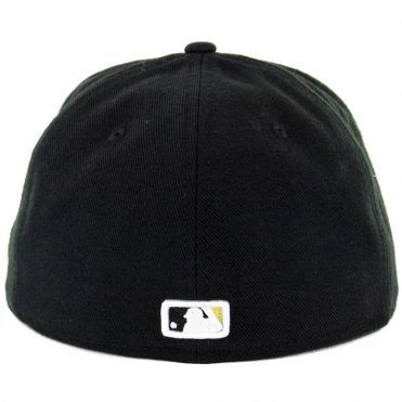 New Era 59Fifty Pittsburgh Pirates 2017 Alternate 1 Authentic On Field Fitted Hat
