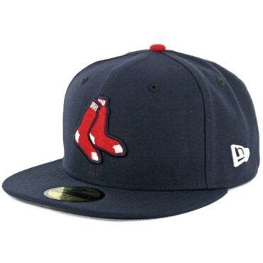 New Era 59Fifty Boston Red Sox 2017 Alternate Authentic On Field Fitted Hat