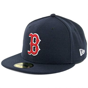 New Era 59Fifty Boston Red Sox 2017 Game Authentic On Field Fitted Hat