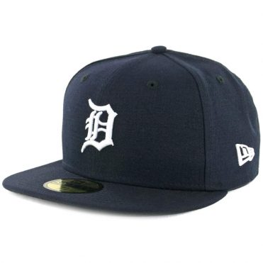 New Era 59Fifty Detroit Tigers 2017 Home Authentic On Field Fitted Hat