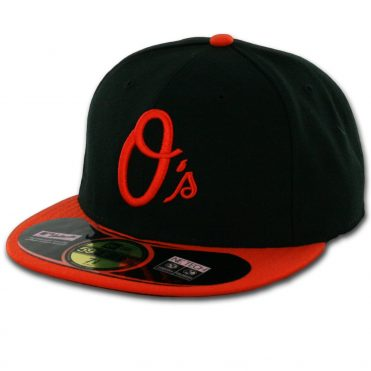 New Era 59Fifty Baltimore Orioles 2016 Alternate Authentic On Field Fitted Hat