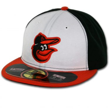 New Era 59Fifty Baltimore Orioles 2016 Home Authentic On Field Fitted Hat