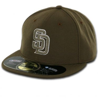 New Era 59Fifty San Diego Padres 2015 Alternate Authentic On Field Fitted Hat