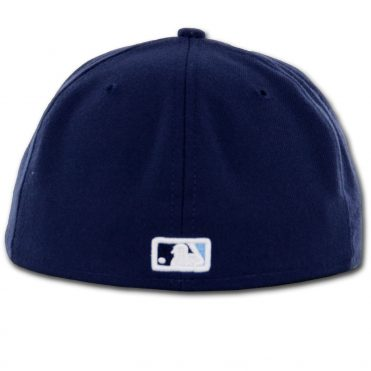 New Era 59Fifty Tampa Bay Rays 2016 Game Authentic On Field Fitted Hat