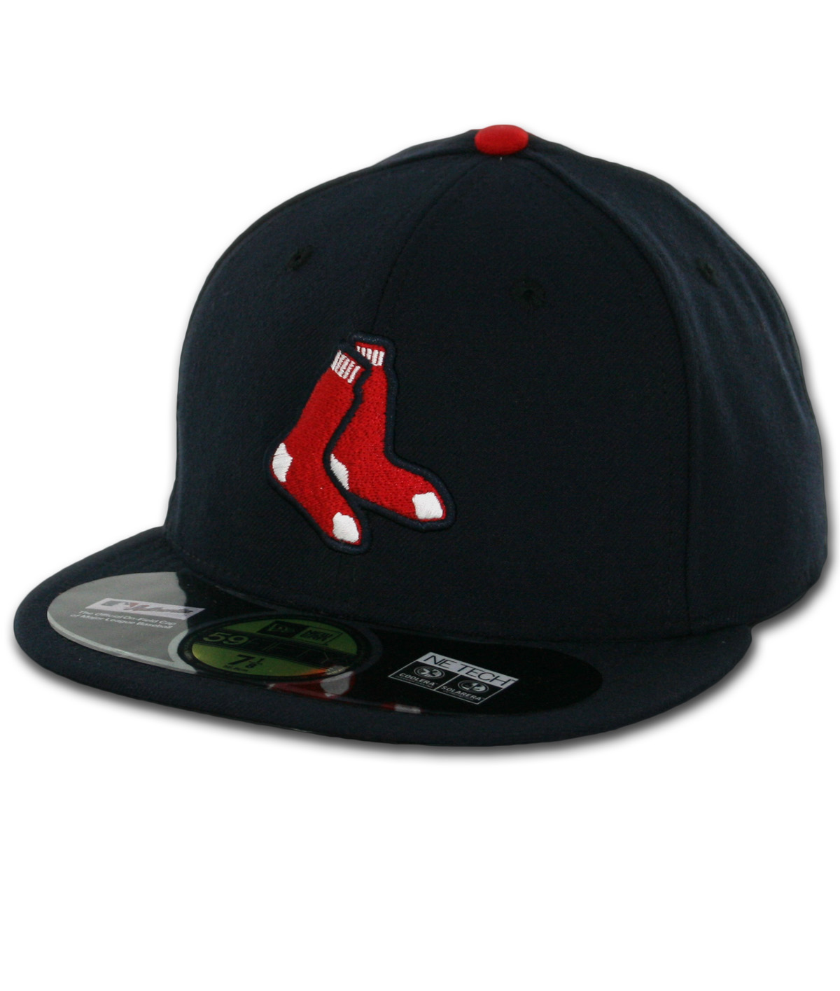 New Era 59Fifty Boston Red Sox 2016 Alternate Authentic On Field Fitted Hat  - Billion Creation Streetwear bbac1eb3246