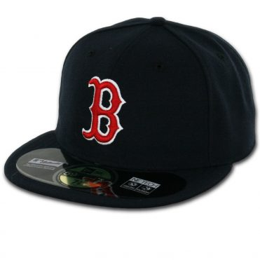 New Era 59Fifty Boston Red Sox 2016 Game Authentic On Field Fitted Hat