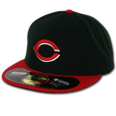 New Era 59Fifty Cincinnati Reds 2016 Alternate Authentic On Field Fitted Hat