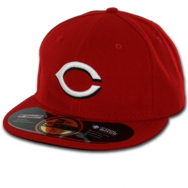 New Era 59Fifty Cincinnati Reds 2016 Home Authentic On Field Fitted Hat