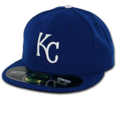 New Era 59Fifty Kansas City Royals 2016 Game Authentic On Field Fitted Hat