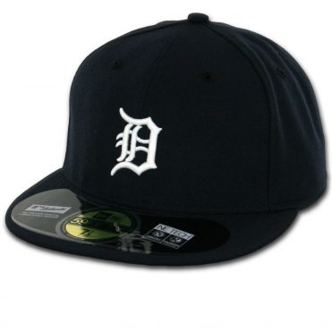 New Era 59Fifty Detroit Tigers 2016 Home Authentic On Field Fitted Hat