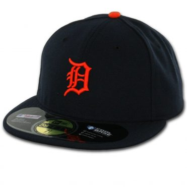New Era 59Fifty Detroit Tigers 2016 Road Authentic On Field Fitted Hat