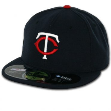 New Era 59Fifty Minnesota Twins 2016 Home Authentic On Field Fitted Hat