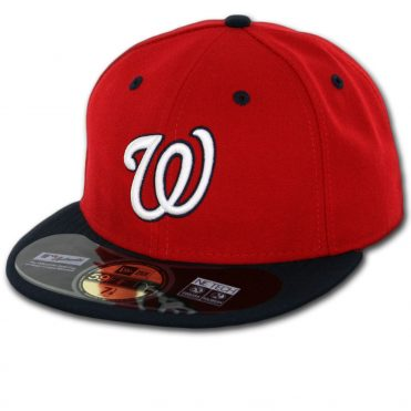 New Era 59Fifty Washington Nationals 2016 Alternate 2 Authentic On Field Fitted Hat
