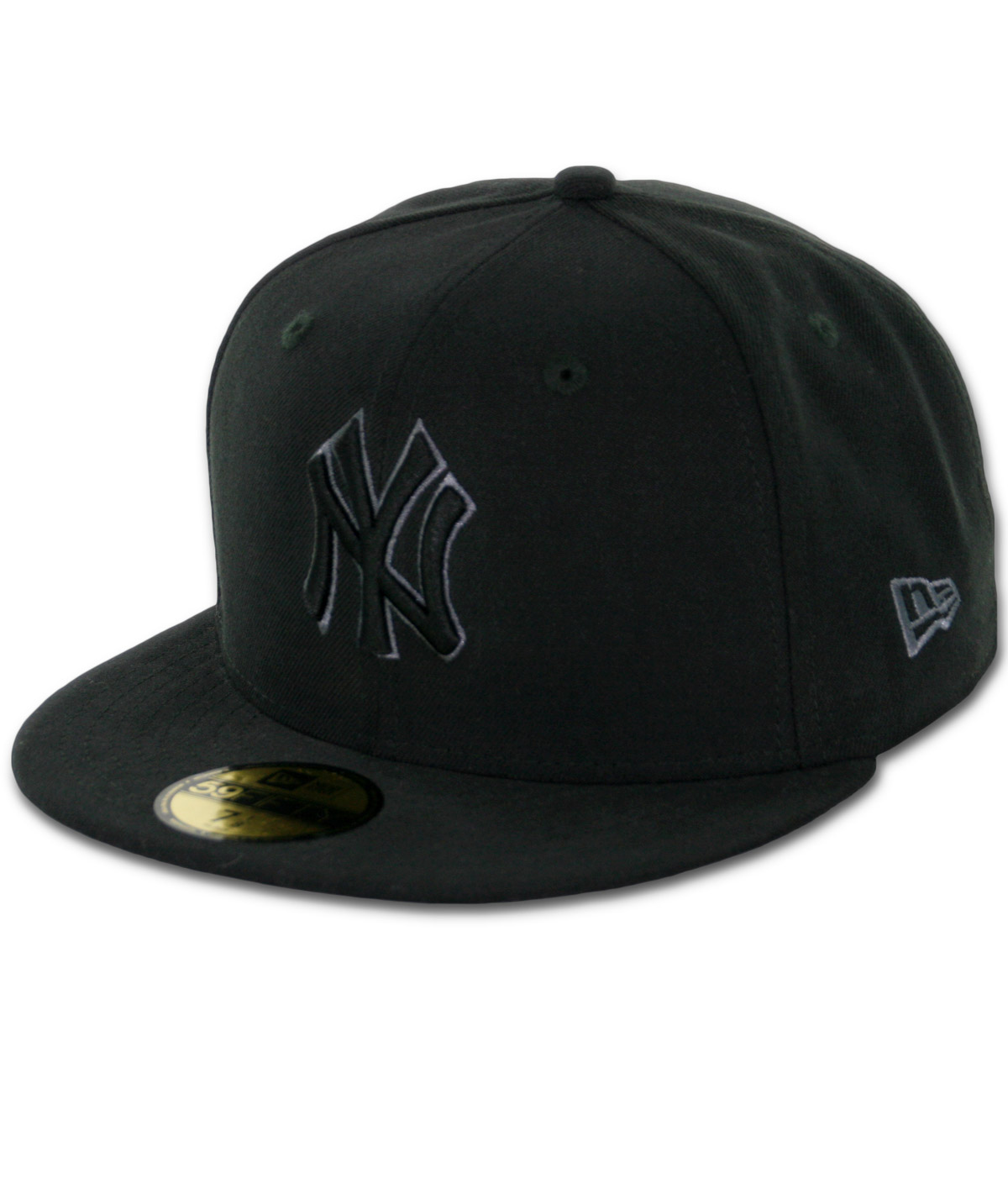 New Era 59Fifty New York Yankees Fitted Black 288172ba424