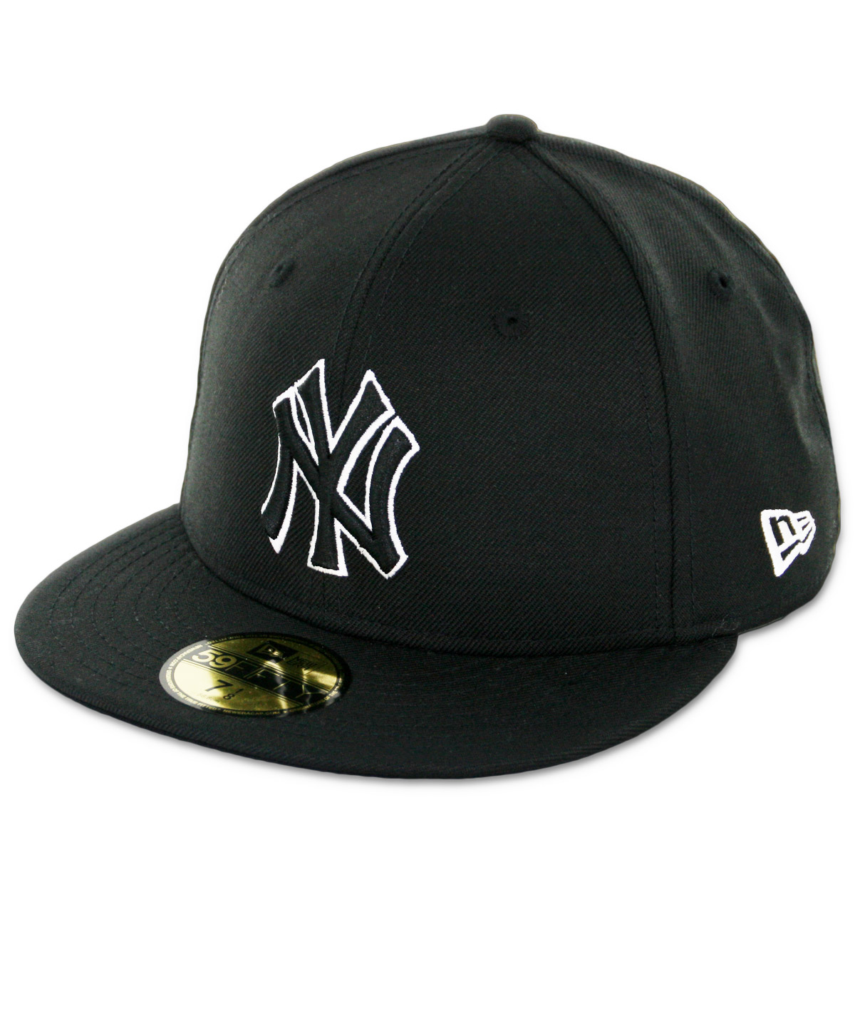 16b4f0f91c New Era 59Fifty New York Yankees Fitted Black