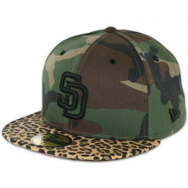 New Era x Billion Creation 59Fifty San Diego Padres Savage Fitted Hat