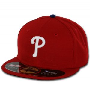 huge selection of 4067d 23418 New Era 5950 Philadelphia Phillies Game Authentic On Field Fitted Hat