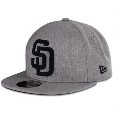 New Era x Billion Creation 59Fifty San Diego Padres Fitted Hat Letterman