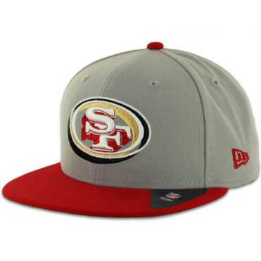 New Era 59Fifty San Francisco 49ers Neon Logo Pop Fitted Hat