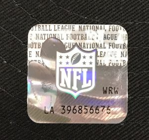 New Era NFL Holographic Sticker