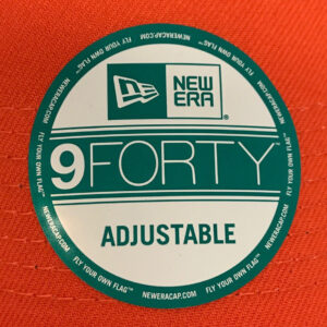 New Era Adjustable Sizing Sticker