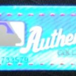 New Era MLB Authentic Collection On Field Holographic Sticker