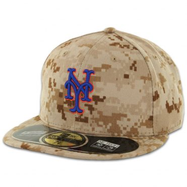 New Era 59Fifty New York Mets 2015 Alternate Authentic On Field Fitted Hat