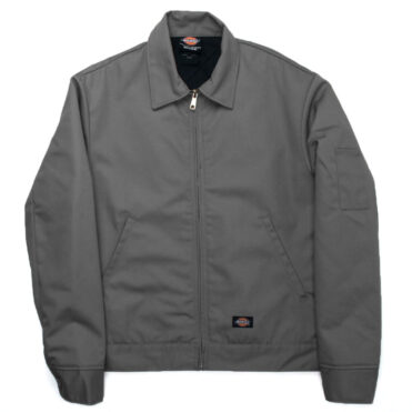 Dickies TJ15 Lined Eisenhower Charcoal Jacket