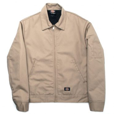 Dickies TJ15 Lined Eisenhower Khaki Jacket