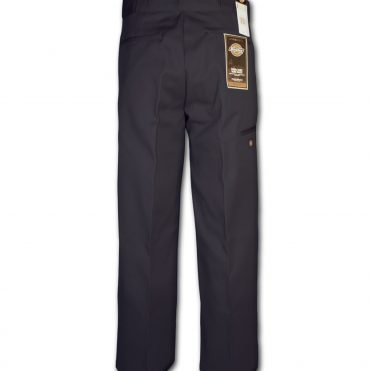 Dickies 85283 Loose Fit Double Knee Black Work Pant