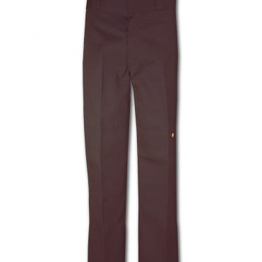Dickies 85283 Loose Fit Double Knee Dark Brown Work Pant