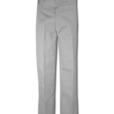Dickies 85283 Loose Fit Double Knee Silver Gray Work Pant