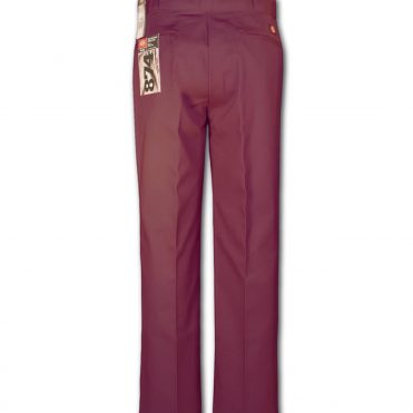 Dickies Original 874 Maroon Work Pant