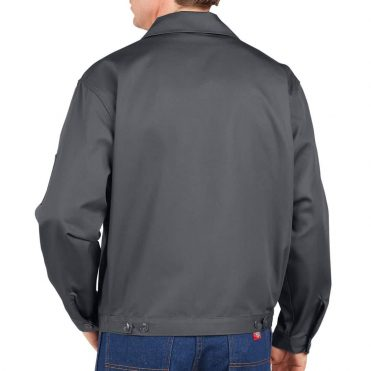 Dickies JT75 Unlined Eisenhower Charcoal Jacket