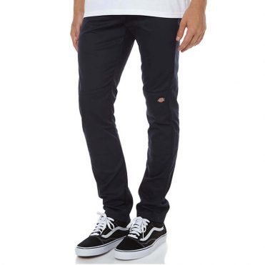 Dickies WP811 Skinny Straight Double Knee Dark Navy Pant