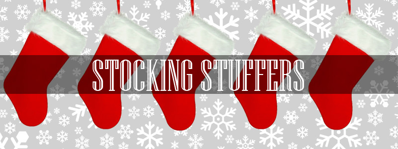 Top Five Stocking Stuffers This Holiday Season
