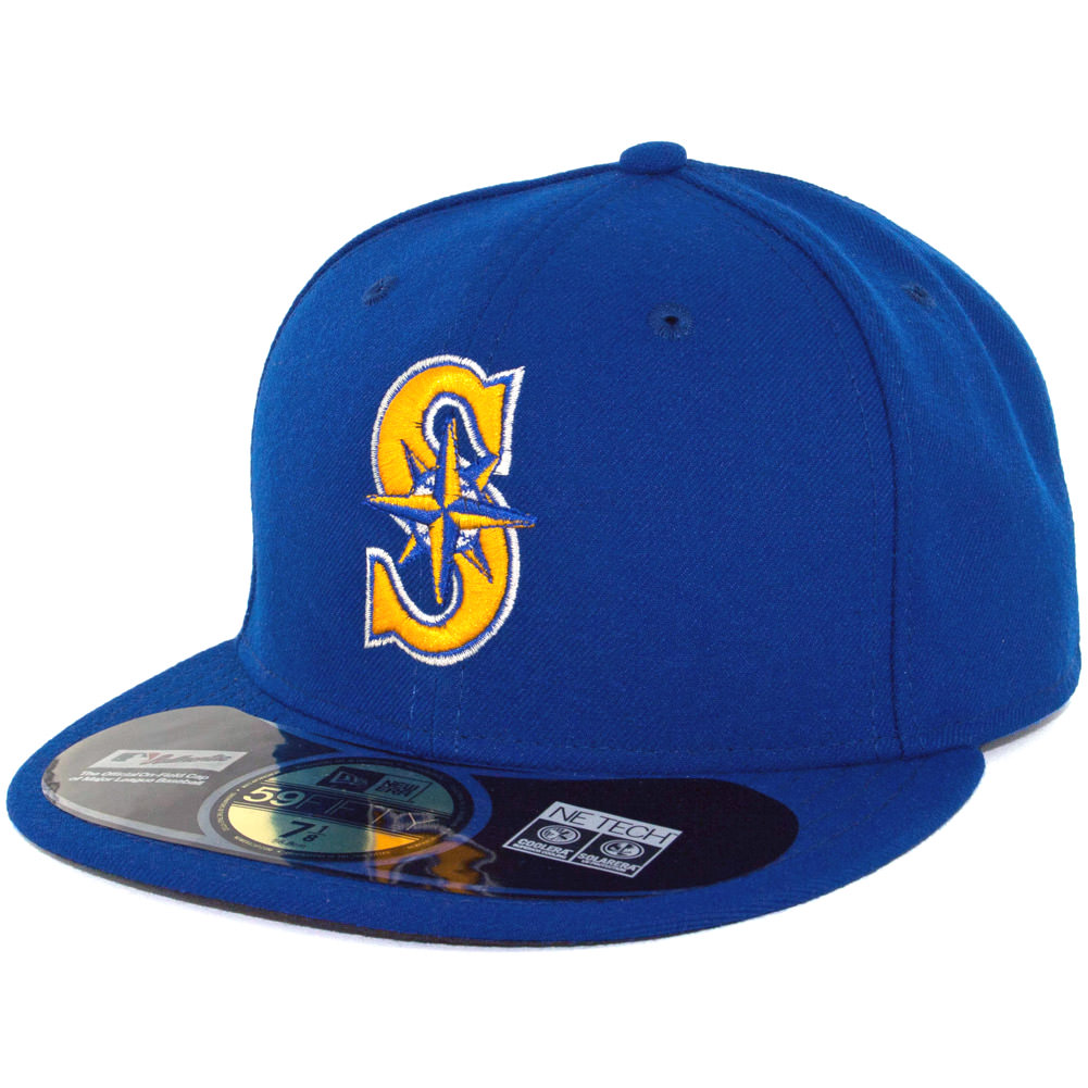 new era 59fifty seattle mariners alternate 2 authentic on